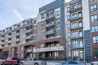 Main Photo: 322 955 McPherson Road NE in Calgary: Bridgeland/Riverside Apartment for sale : MLS®# A1134958