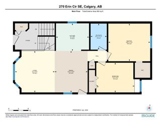 Photo 25: 270 Erin Circle SE in Calgary: Erin Woods Detached for sale : MLS®# C4292742