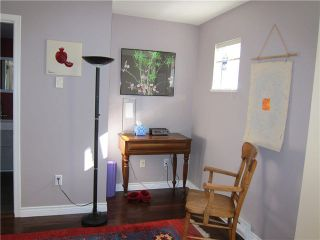 """Photo 9: 23 780 W 15TH Avenue in Vancouver: Fairview VW Townhouse for sale in """"SIXTEEN WILLOWS"""" (Vancouver West)  : MLS®# V1108293"""