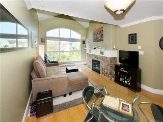 """Photo 2: 418 5900 DOVER Crescent in Richmond: Riverdale RI Condo for sale in """"THE HAMPTONS"""" : MLS®# V1120528"""