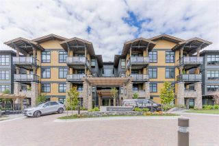 "Photo 1: 401 4977 SPRINGS Boulevard in Delta: Tsawwassen North Condo for sale in ""TSAWWASSEN SPRINGS"" (Tsawwassen)  : MLS®# R2534146"