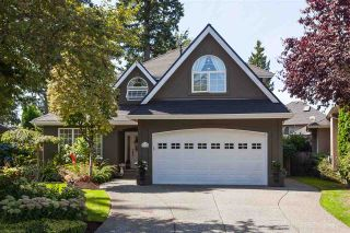 """Photo 1: 2315 140A Street in Surrey: Sunnyside Park Surrey House for sale in """"Forest Edge"""" (South Surrey White Rock)  : MLS®# R2491713"""