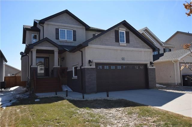 Main Photo: 38 Baptiste Tourond Road in Winnipeg: Sage Creek Residential for sale (2K)  : MLS®# 1908690