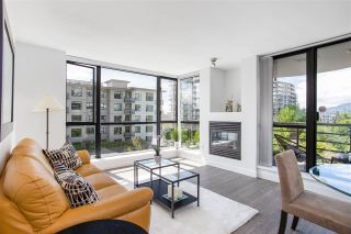 Photo 2: 405 124 W 1ST STREET in North Vancouver: Lower Lonsdale Condo for sale : MLS®# R2458347