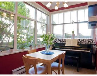 "Photo 6: 105 2588 ALDER Street in Vancouver: Fairview VW Condo for sale in ""BOLLERT PLACE"" (Vancouver West)  : MLS®# V766148"