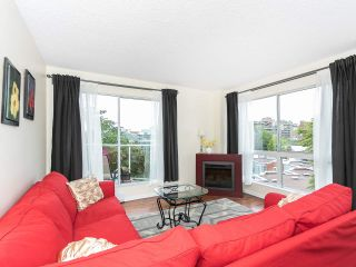 """Photo 6: 502 1508 MARINER Walk in Vancouver: False Creek Condo for sale in """"Mariner Point"""" (Vancouver West)  : MLS®# R2559474"""
