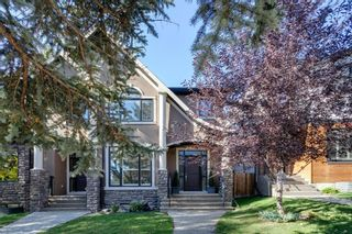 Main Photo: 915 35 Street NW in Calgary: Parkdale Semi Detached for sale : MLS®# A1146678