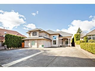"""Photo 1: 34928 EVERSON Place in Abbotsford: Abbotsford East House for sale in """"Everett Estates"""" : MLS®# R2456170"""