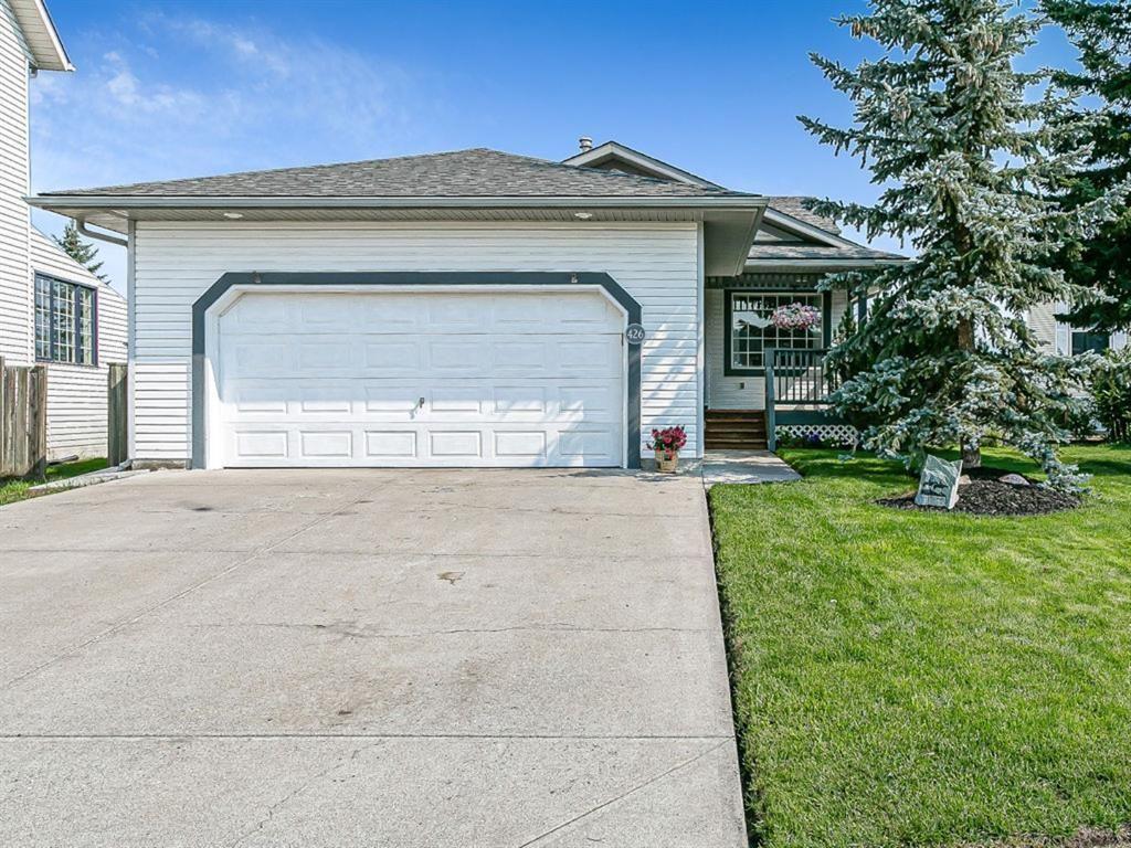 Main Photo: 426 Riverview Green: Cochrane Detached for sale : MLS®# A1132015