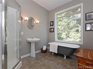 Photo 9: 636 Gowlland Rd in VICTORIA: Hi Western Highlands House for sale (Highlands)  : MLS®# 731685