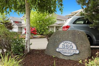 Photo 25: B 360 Carolyn Rd in : CR Campbell River Central Half Duplex for sale (Campbell River)  : MLS®# 886084
