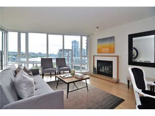 """Photo 4: 1603 8 SMITHE Mews in Vancouver: False Creek Condo for sale in """"Flagship"""" (Vancouver West)  : MLS®# V1064248"""