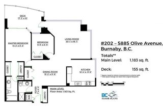 """Photo 20: 202 5885 OLIVE Avenue in Burnaby: Metrotown Condo for sale in """"THE METROPOLITAN"""" (Burnaby South)  : MLS®# R2125081"""