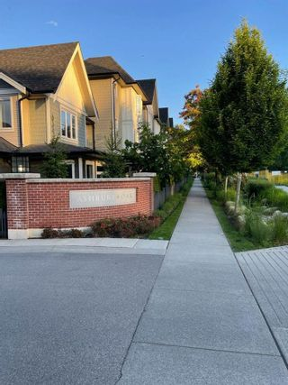 """Photo 1: 21 8050 204 Avenue in Langley: Willoughby Heights Townhouse for sale in """"Ashbury & Oak"""" : MLS®# R2587846"""