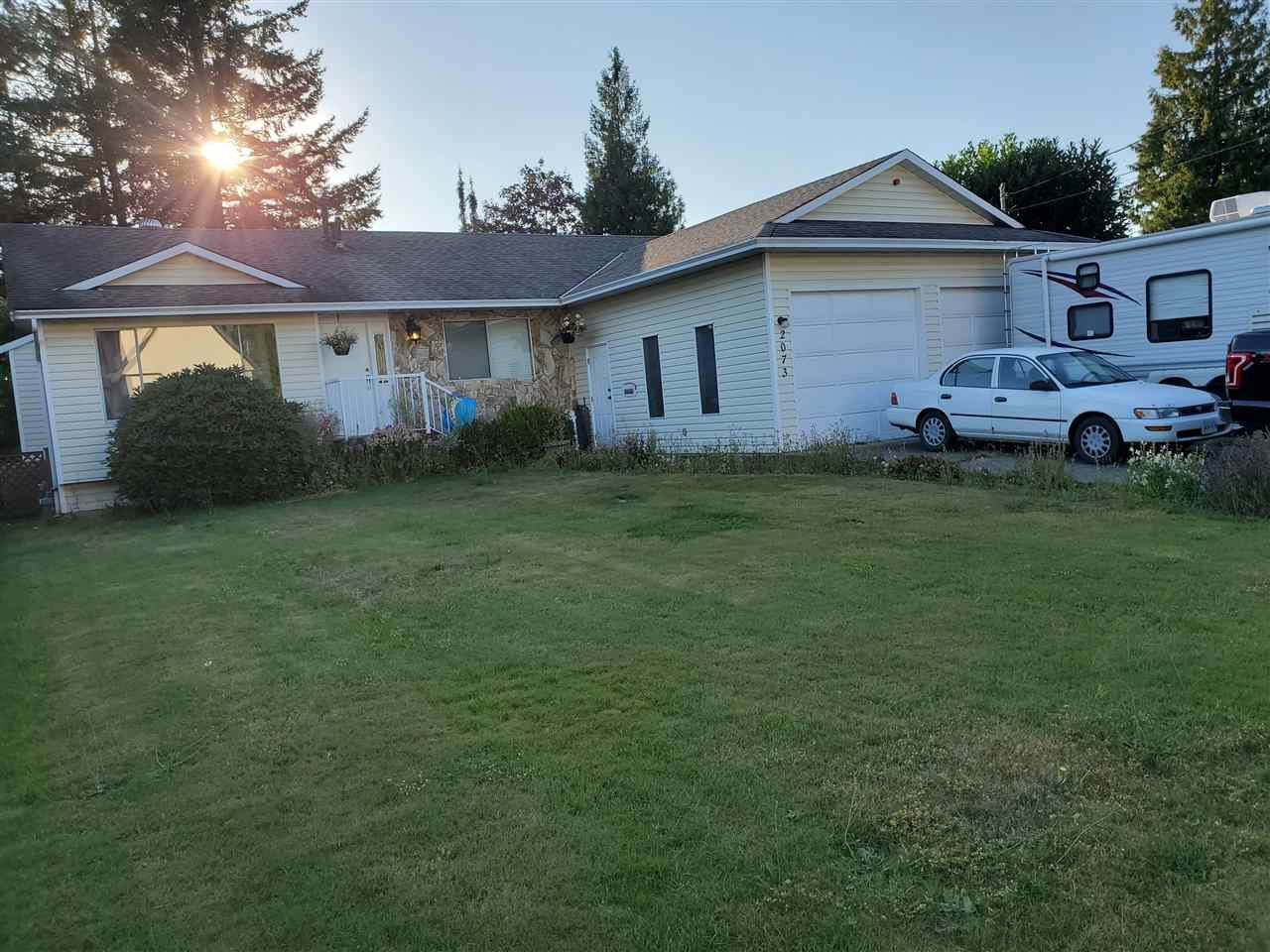 Main Photo: 2073 WILEROSE Street in Abbotsford: Central Abbotsford House for sale : MLS®# R2481917