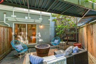 Photo 21: 108 2020 W 8 AVENUE in Vancouver: Kitsilano Townhouse for sale (Vancouver West)  : MLS®# R2585715