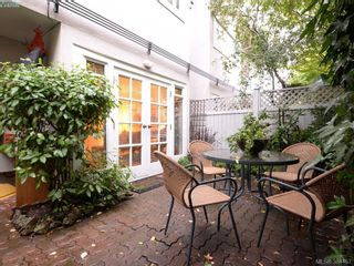 Photo 18: 6 356 Simcoe St in VICTORIA: Vi James Bay Row/Townhouse for sale (Victoria)  : MLS®# 772774
