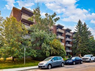 Main Photo: 104 903 19 Avenue SW in Calgary: Lower Mount Royal Apartment for sale : MLS®# C4269724