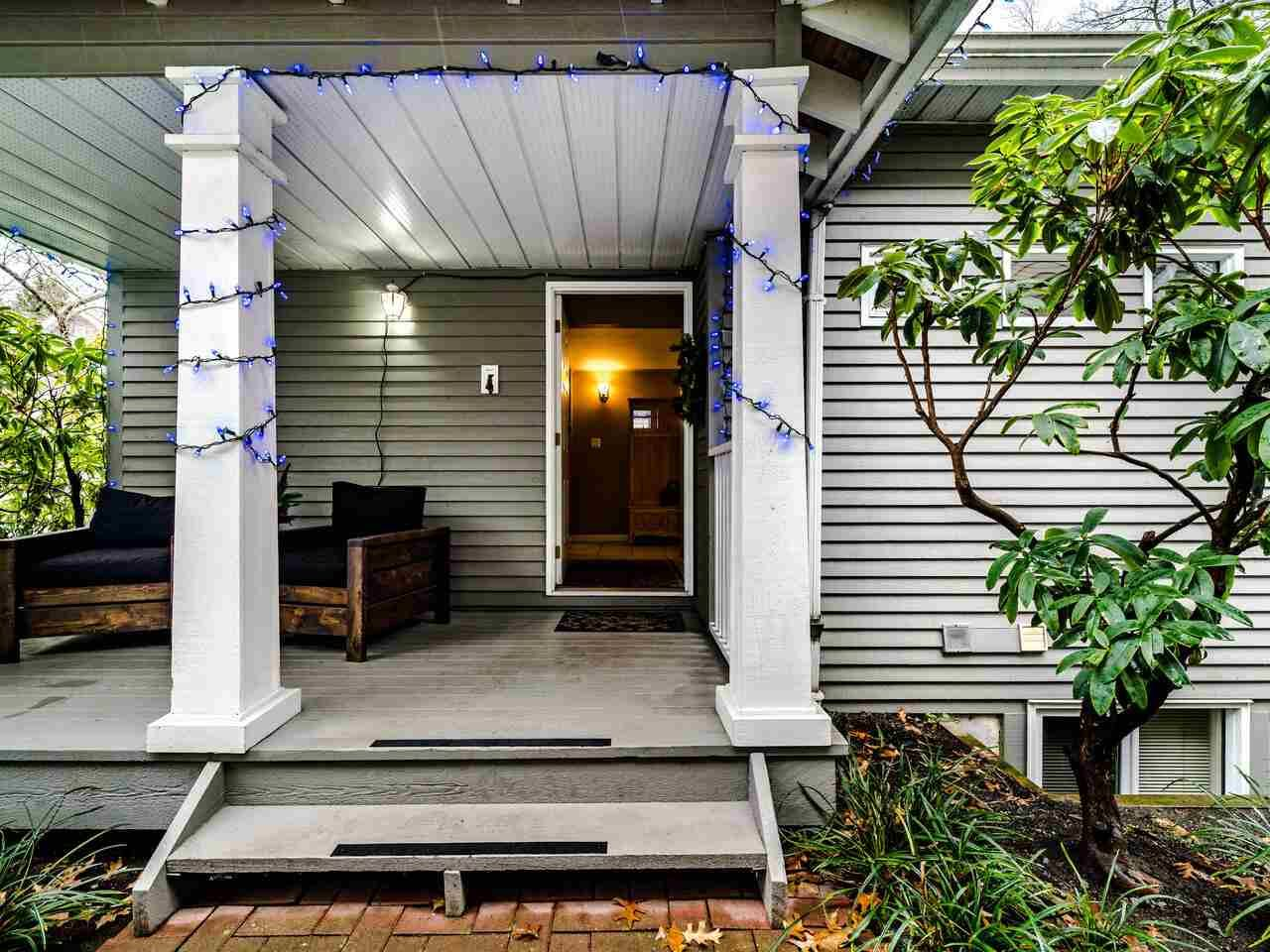 """Main Photo: 1563 BOWSER Avenue in North Vancouver: Norgate Townhouse for sale in """"ILLAHEE"""" : MLS®# R2523734"""