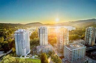 Main Photo: 303 300 MORRISSEY Road in Port Moody: Port Moody Centre Condo for sale : MLS®# R2443916