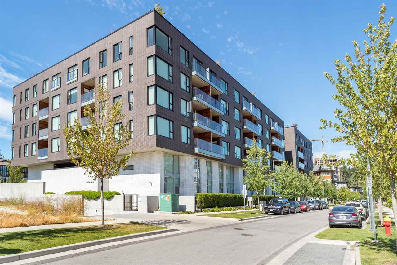 "Main Photo: 516 5955 BIRNEY Avenue in Vancouver: University VW Condo for sale in ""Yu"" (Vancouver West)  : MLS®# R2027904"