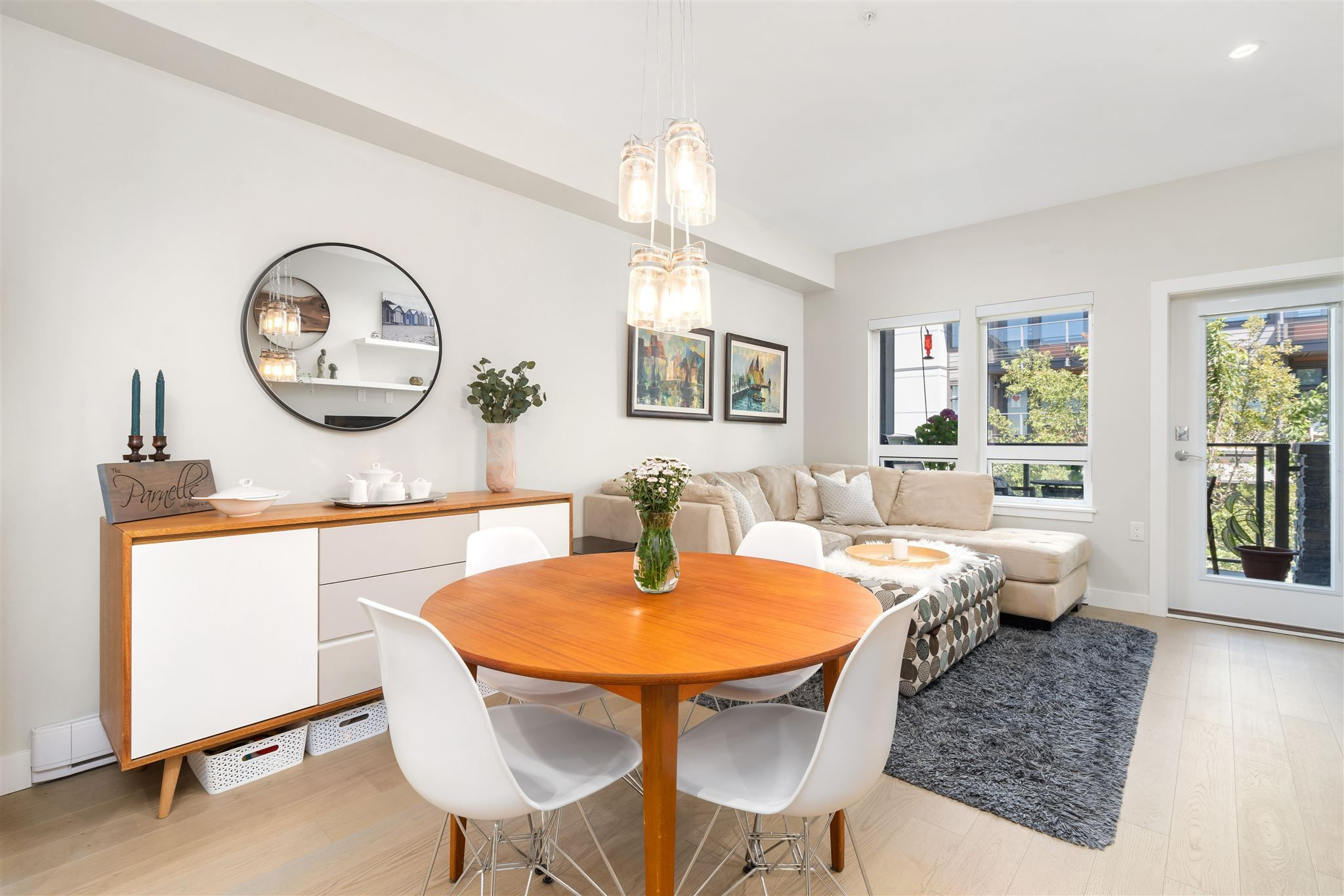 """Main Photo: 113 1708 55A Street in Delta: Cliff Drive Townhouse for sale in """"City Homes"""" (Tsawwassen)  : MLS®# R2601281"""