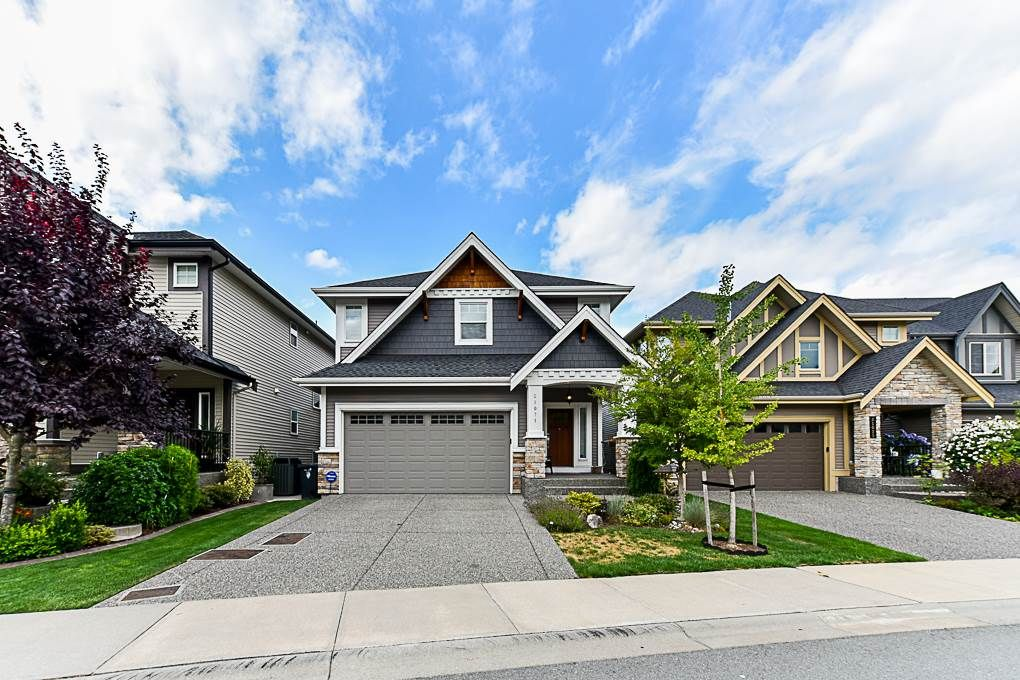 Main Photo: 21071 78B AVENUE in Langley: Willoughby Heights House for sale : MLS®# R2294618