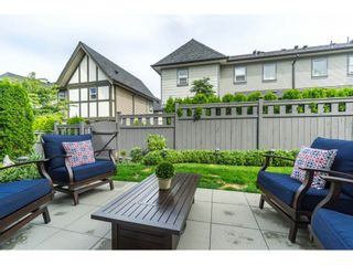 "Photo 32: 64 8138 204 Street in Langley: Willoughby Heights Townhouse for sale in ""Ashbury & Oak"" : MLS®# R2488397"