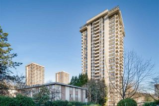 "Photo 1: 1905 3970 CARRIGAN Court in Burnaby: Government Road Condo for sale in ""THE HARRINGTON"" (Burnaby North)  : MLS®# R2522928"