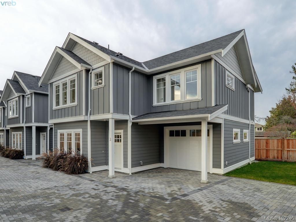 Main Photo: 2 10529 McDonald Park Rd in SIDNEY: Si Sidney North-East Row/Townhouse for sale (Sidney)  : MLS®# 802715