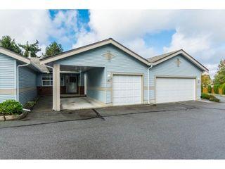 """Photo 1: 60 8889 212 Street in Langley: Walnut Grove Townhouse for sale in """"GARDEN TERRACE"""" : MLS®# R2213745"""