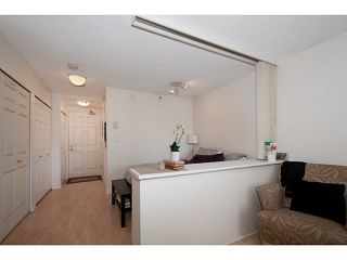 """Photo 13: 410 1188 RICHARDS Street in Vancouver: Yaletown Condo for sale in """"Park Plaza"""" (Vancouver West)  : MLS®# V1055368"""