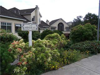 """Photo 1: # 114 74 MINER ST in New Westminster: Fraserview NW Condo for sale in """"FRASERVIEW PARK"""" : MLS®# V840545"""