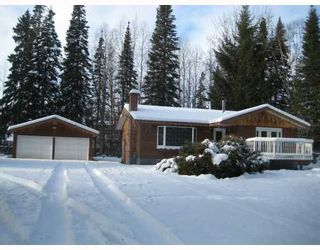 "Photo 1: 7533 CARR Road in Prince George: Emerald House for sale in ""EMERALD"" (PG City North (Zone 73))  : MLS®# N196835"