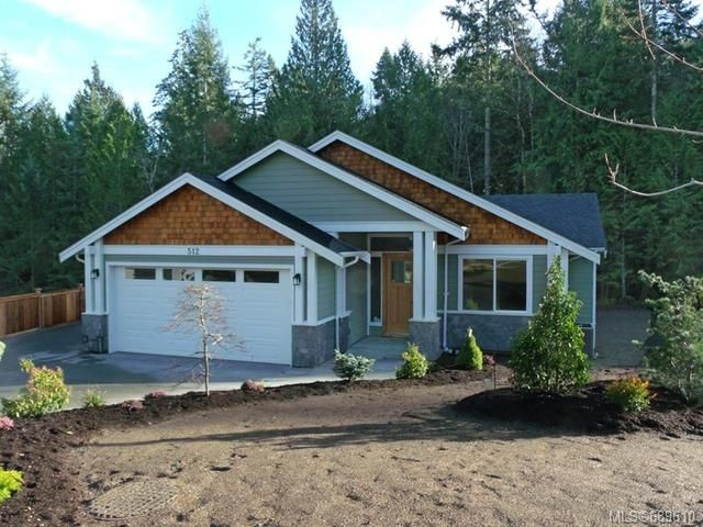 Main Photo: 512 Bickford Way in VICTORIA: ML Mill Bay House for sale (Malahat & Area)  : MLS®# 689610