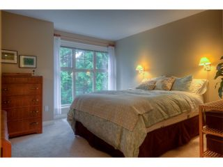 "Photo 11: 5 65 FOXWOOD Drive in Port Moody: Heritage Mountain Townhouse for sale in ""FOREST HILLS"" : MLS®# V1054464"