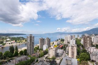 Photo 6: 2501 1020 HARWOOD STREET in Vancouver: West End VW Condo for sale (Vancouver West)  : MLS®# R2274555