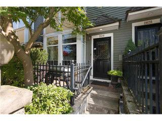 """Photo 1: 2626 YUKON Street in Vancouver: Mount Pleasant VW Condo for sale in """"TURNBULL'S WATCH"""" (Vancouver West)  : MLS®# V1085425"""