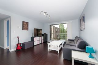 """Photo 1: 222 3921 CARRIGAN Court in Burnaby: Government Road Condo for sale in """"LOUGHEED ESTATES"""" (Burnaby North)  : MLS®# R2323180"""