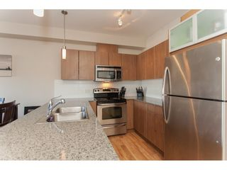 """Photo 11: 322 9655 KING GEORGE Boulevard in Surrey: Whalley Condo for sale in """"GRUV"""" (North Surrey)  : MLS®# R2134761"""