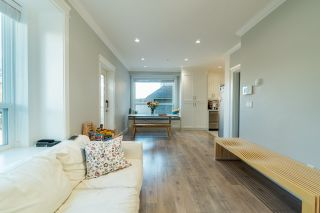 Photo 3: 5237 CLARENDON Street in Vancouver: Collingwood VE 1/2 Duplex for sale (Vancouver East)  : MLS®# R2511267