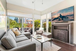 """Photo 5: 1594 ISLAND PARK Walk in Vancouver: False Creek Townhouse for sale in """"THE LAGOONS"""" (Vancouver West)  : MLS®# R2606608"""