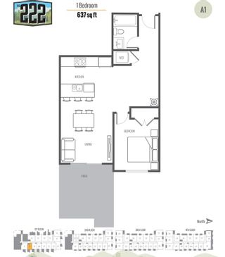 """Photo 1: 101 12320 222 Street in Maple Ridge: West Central Condo for sale in """"The 222 Phase 2"""" : MLS®# R2387829"""