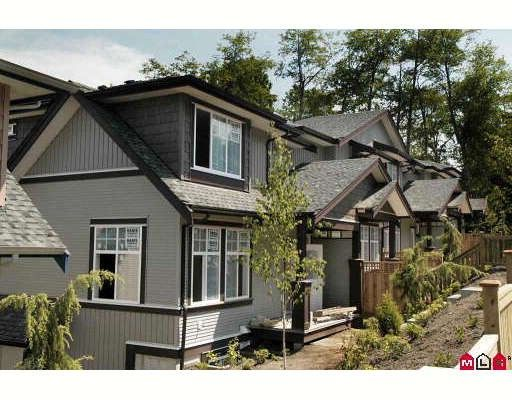 """Main Photo: 32 14462 61A Avenue in Surrey: Sullivan Station Townhouse for sale in """"RAVINA"""" : MLS®# F2910963"""
