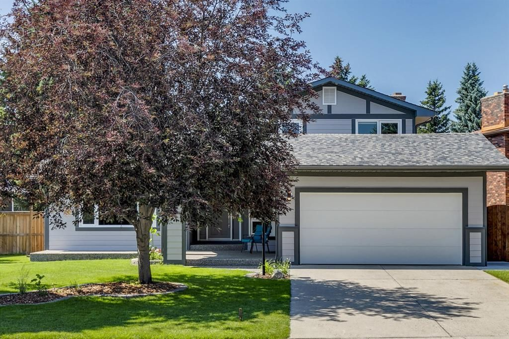 STUNNING 4 bedroom home 1 BLOCK off the LAKE in highly sought-after Lake Bonavista.