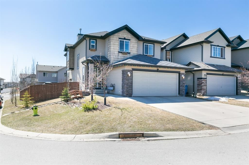 Main Photo: 87 Everhollow Crescent SW in Calgary: Evergreen Detached for sale : MLS®# A1093373