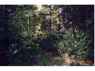 Main Photo: LT 1 Byron Rd in : GI Salt Spring Land for sale (Gulf Islands)  : MLS®# 227322