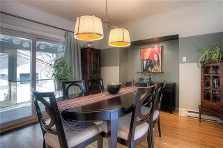 Photo 7: 171 Brock Street in Winnipeg: River Heights North Single Family Detached for sale (1C)  : MLS®# 1901595