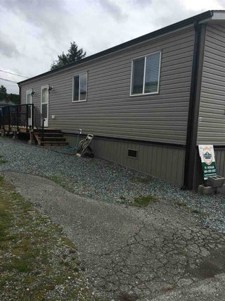 """Photo 35: A4 29666 FRASER Highway in Abbotsford: Aberdeen Manufactured Home for sale in """"Aloha Manufctured Homes & RV Park"""" : MLS®# R2469989"""