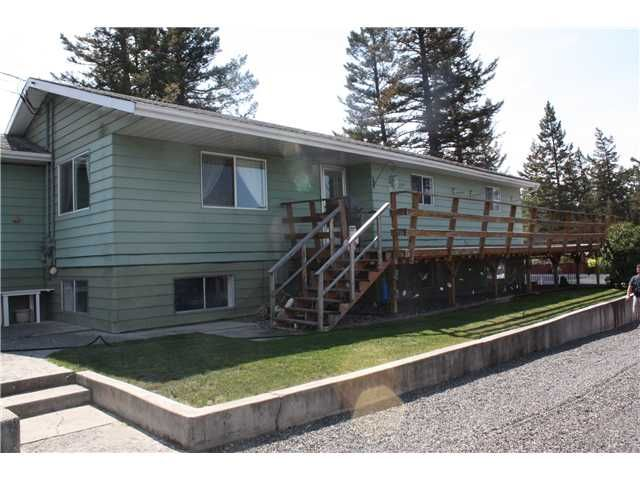 Main Photo: 1011 DOG CREEK Road in Williams Lake: Esler/Dog Creek House for sale (Williams Lake (Zone 27))  : MLS®# N203721